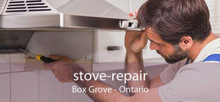 stove-repair Box Grove - Ontario