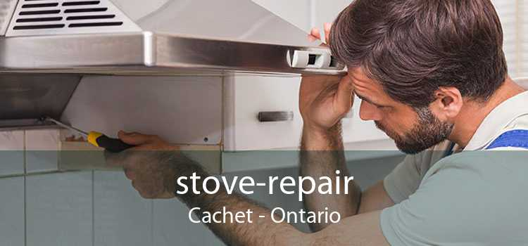 stove-repair Cachet - Ontario