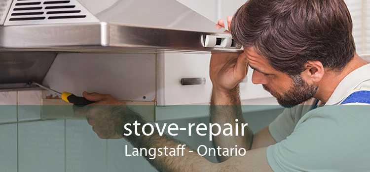stove-repair Langstaff - Ontario