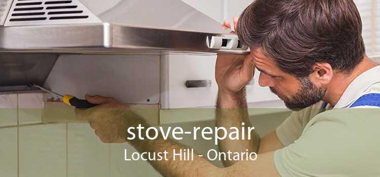 stove-repair Locust Hill - Ontario