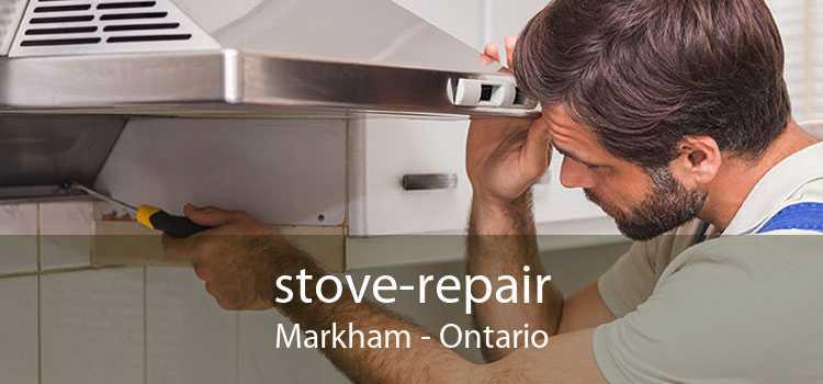stove-repair Markham - Ontario
