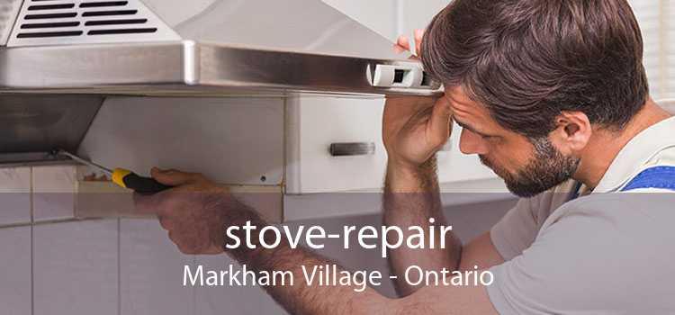 stove-repair Markham Village - Ontario