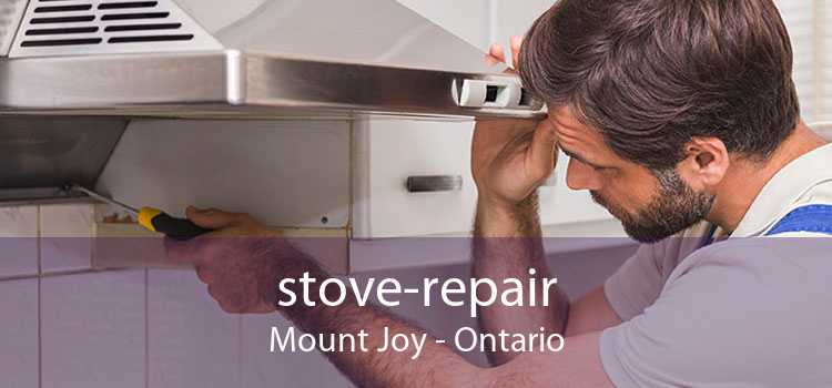 stove-repair Mount Joy - Ontario