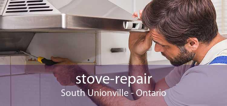 stove-repair South Unionville - Ontario