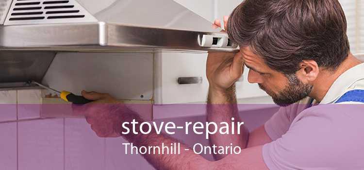 stove-repair Thornhill - Ontario