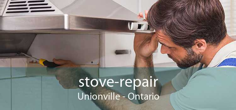 stove-repair Unionville - Ontario