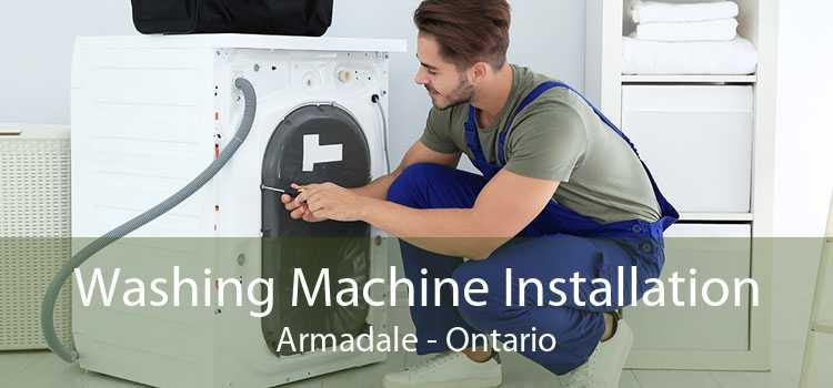 Washing Machine Installation Armadale - Ontario
