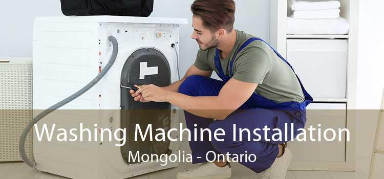 Washing Machine Installation Mongolia - Ontario