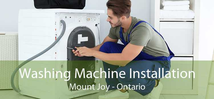 Washing Machine Installation Mount Joy - Ontario