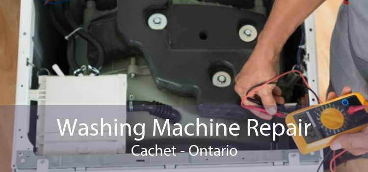 Washing Machine Repair Cachet - Ontario