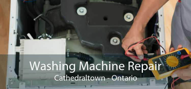 Washing Machine Repair Cathedraltown - Ontario
