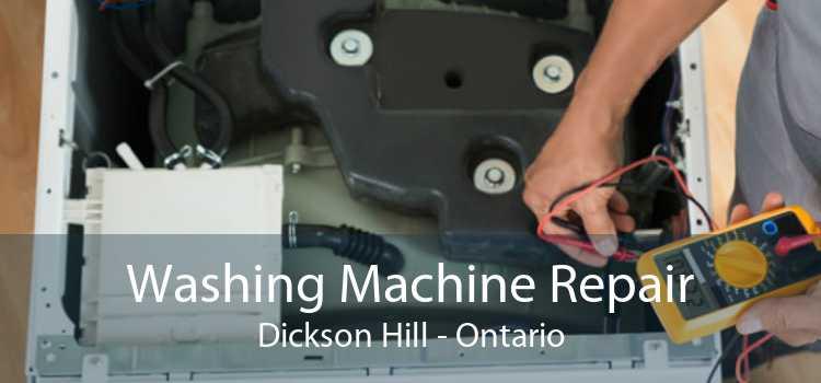 Washing Machine Repair Dickson Hill - Ontario