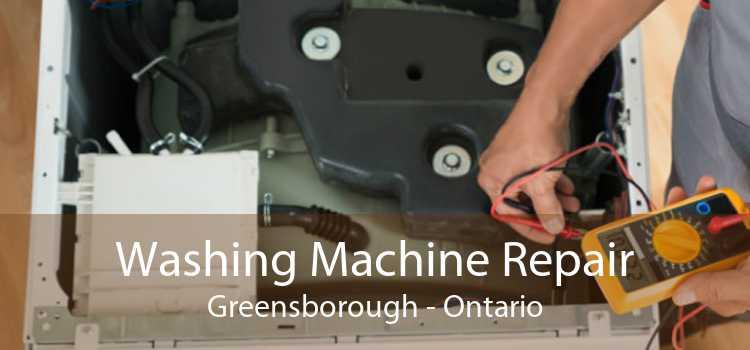 Washing Machine Repair Greensborough - Ontario