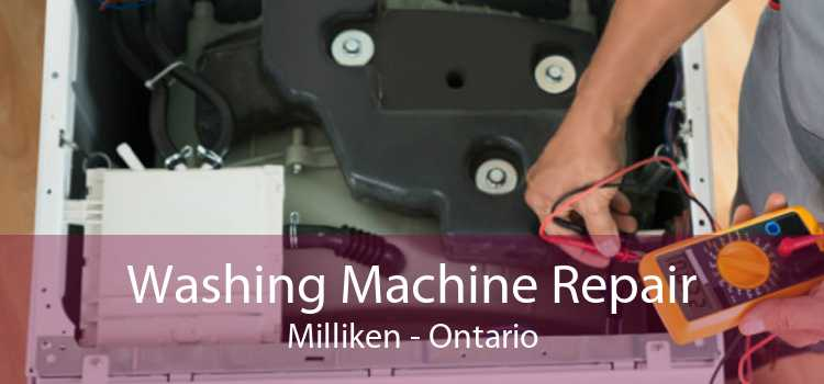 Washing Machine Repair Milliken - Ontario