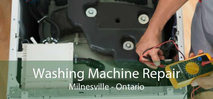 Washing Machine Repair Milnesville - Ontario